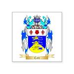 Cate Square Sticker 3