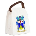Cate Canvas Lunch Bag