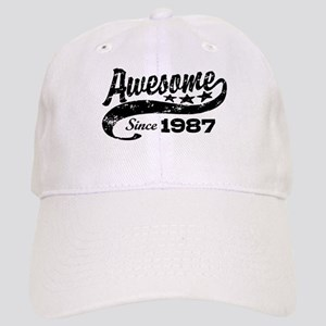 Awesome Since 1987 Cap