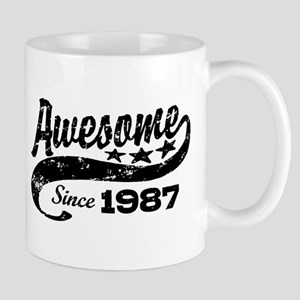 Awesome Since 1987 Mug