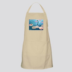Water Lilies! Nature Photo! Apron