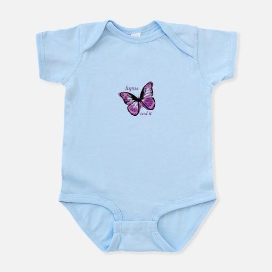 lupus end it Infant Bodysuit