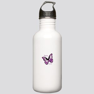 lupus end it Stainless Water Bottle 1.0L