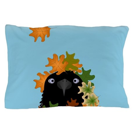 Eating Crow Pillow Case
