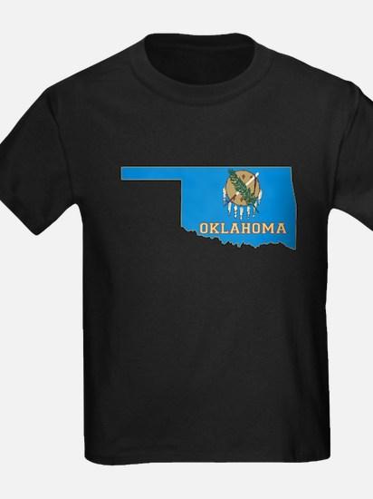 Oklahoma Flag T
