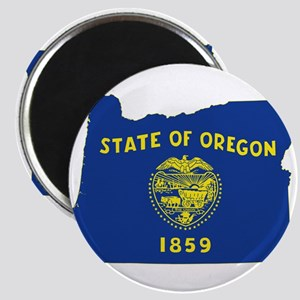 Oregon Flag Magnet