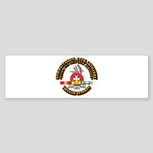 6th Battalion, 14th Artillery Sticker (Bumper)