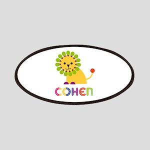 Cohen Loves Lions Patches