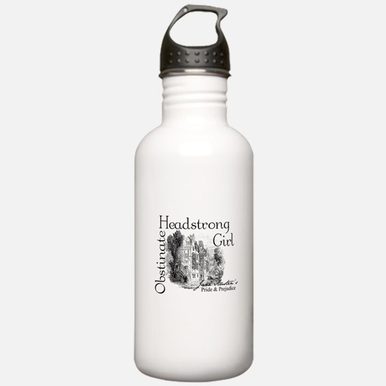 Obstinate Headstrong Water Bottle