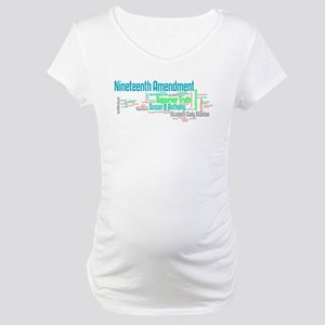 Voting is our right II Maternity T-Shirt
