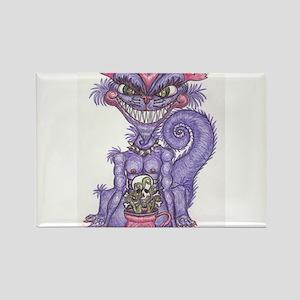 CheshireGremlin Rectangle Magnet