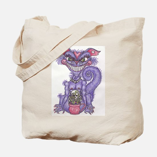 CheshireGremlin Tote Bag