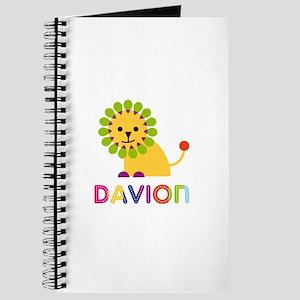 Davion Loves Lions Journal
