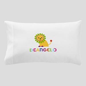 Deangelo Loves Lions Pillow Case