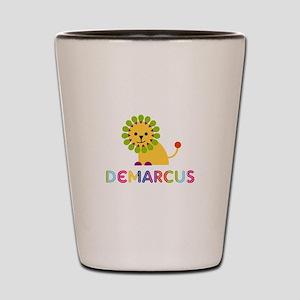 Demarcus Loves Lions Shot Glass