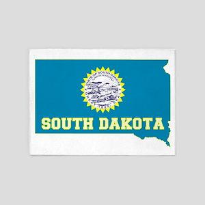 South Dakota 5'x7'Area Rug