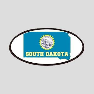 South Dakota Patches