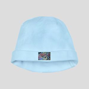 Band, music, art! baby hat