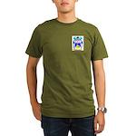Cataruzza Organic Men's T-Shirt (dark)