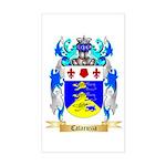 Cataruzza Sticker (Rectangle)