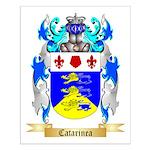 Catarinea Small Poster