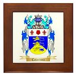 Catarinea Framed Tile