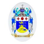 Catarinea Ornament (Oval)