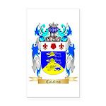 Catalina Rectangle Car Magnet