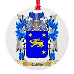 Cataldo Round Ornament