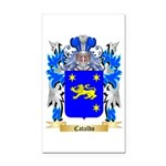 Cataldo Rectangle Car Magnet
