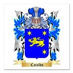 Cataldo Square Car Magnet 3
