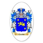Cataldo Sticker (Oval 10 pk)