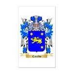 Cataldo 20x12 Wall Decal