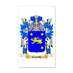 Cataldo 35x21 Wall Decal