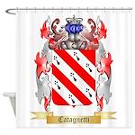 Catagnetti Shower Curtain
