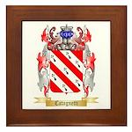 Catagnetti Framed Tile