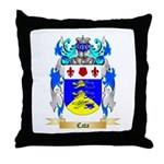 Cata Throw Pillow