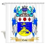 Cata Shower Curtain