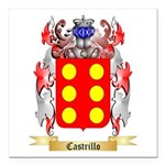 Castrillo Square Car Magnet 3