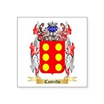 Castrillo Square Sticker 3