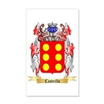 Castrillo 35x21 Wall Decal