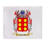 Castrillo Throw Blanket