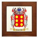 Castrillo Framed Tile