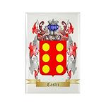 Castri Rectangle Magnet (10 pack)