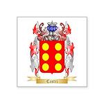 Castri Square Sticker 3