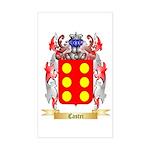 Castri Sticker (Rectangle)