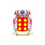 Castri Sticker (Rectangle 10 pk)