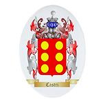 Castri Ornament (Oval)