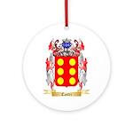 Castri Ornament (Round)