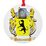 Castner Round Ornament